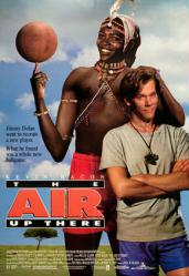 The Air Up There movie poster [Kevin Bacon] original 27x40