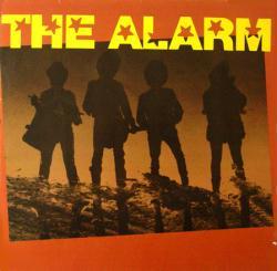 The Alarm poster: The Alarm vintage EP/Album flat (1983)