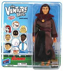 "The Venture Bros: The Alchemist 8"" action figure (Bif Bang Pow/2014)"