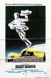 The Apprenticeship of Duddy Kravitz movie poster [Richard Dreyfuss]