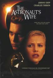 The Astronaut's Wife movie poster [Johnny Depp/Charlize Theron] video