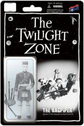 "The Twilight Zone: The Bagpiper 4"" action figure (Bif Bang Pow)"