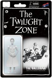 "The Twilight Zone: The Ballerina 4"" action figure (Bif Bang Pow)"