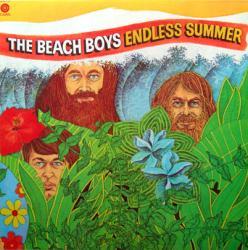 The Beach Boys poster: Endless Summer clothesline album flat (1974)