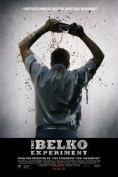 The Belko Experiment movie poster (2017) 27x40 original