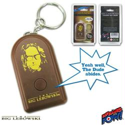 The Big Lebowski Talking Key Chain (Bif Bang Pow/2015)