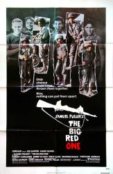 The Big Red One movie poster [Lee Marvin, Mark Hamill] 27x41 original