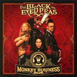 The Black Eyed Peas poster: Monkey Business vintage LP/Album flat