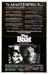 The Boat movie poster (Das Boot) [Jurgen Prochnow] 27x41 original 1982