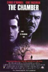 The Chamber movie poster [Chris O'Donnell & Gene Hackman] video