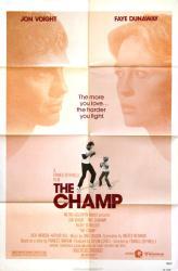 The Champ movie poster [Jon Voight, Faye Dunaway] 27x41 original 1979