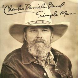 The Charlie Daniels Band poster: Simple Man vintage LP/Album flat