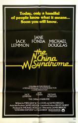 The China Syndrome movie poster (1979) original 27x41