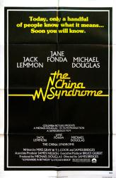 The China Syndrome movie poster (1979) original 27x41 one-sheet
