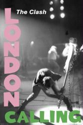 The Clash poster: London Calling (24x36) album art