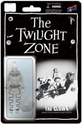 "The Twilight Zone: The Clown 4"" action figure (Bif Bang Pow) Series 3"