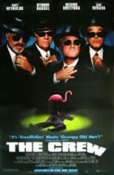 The Crew movie poster [Burt Reynolds, Richard Dreyfuss] 26x40