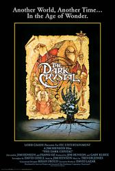 The Dark Crystal movie poster [a Jim Henson/Frank Oz film] 24'' X 36''