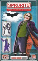The Dark Knight: The Joker Sprukits Poseable Figural Model Kit (2015)