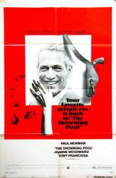 The Drowning Pool movie poster [Paul Newman] 27x41 original 1975