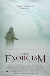 The Exorcism of Emily Rose movie poster (2005) 27x40 video version