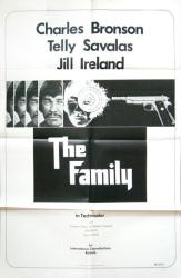 The Family movie poster (1970) [Charles Bronson] original 27x41
