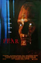 The Fear movie poster (1995 horror film) 27x40 original video version