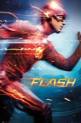 The Flash poster: Speed [Grant Gustin] CW TV series (24x36)