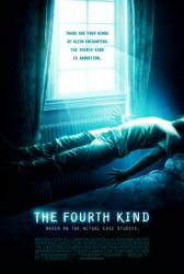 The Fourth Kind movie poster (2009) 27x40 one-sheet FAIR