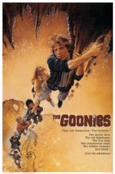 The Goonies movie poster [Josh Brolin, Kerri Green, Sean Astin] 24x36