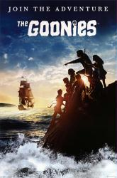 The Goonies movie poster (24x36) Join the Adventure