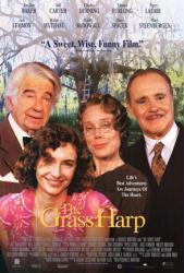 The Grass Harp movie poster [Jack Lemmon/Walter Matthau/Sissy Spacek]