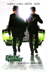 The Green Hornet movie poster [Seth Rogen, Jay Chou] 27x40 original