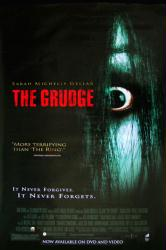 The Grudge movie poster (2004) 27x40 video version