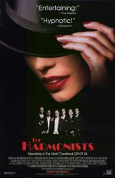 The Harmonists movie poster (1997 German film) 26x40 video version