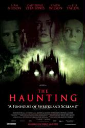 The Haunting poster [Liam Neeson/Catherine Zeta-Jones/Lili Taylor] NM