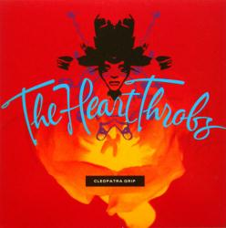 The Heart Throbs poster: Cleopatra Grip vintage album flat (1990)