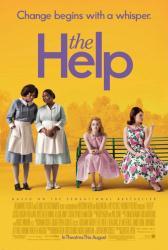 The Help movie poster [Emma Stone, Viola Davis & Bryce Dallas Howard]