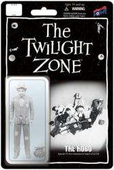 "The Twilight Zone: The Hobo 4"" action figure (Bif Bang Pow) Series 3"