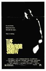 The Horror Show movie poster (1989) [Brion James] original 27x41