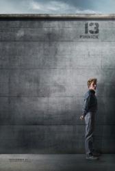 The Hunger Games: Mockingjay - Part 1 movie poster [Sam Claflin] 27x40