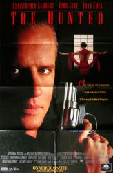 The Hunted movie poster [Christopher Lambert] 27x40 video version