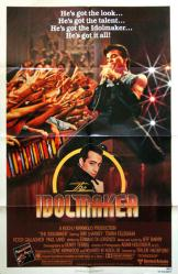The Idolmaker movie poster [Ray Sharkey] 1980 original 27x41