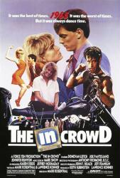 The In Crowd movie poster [Jennifer Runyon, Donovan Leitch Jr] 27x40