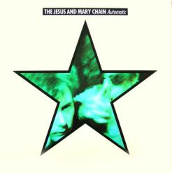 The Jesus and Mary Chain poster: Automatic vintage album flat (1989)