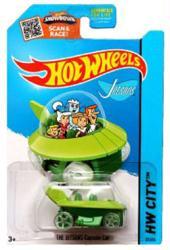 Hot Wheels HW City: The Jetsons Capsule Car 1:64 diecast vehicle
