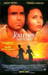 The Journey of August King movie poster [Jason Patric, Thandie Newton]