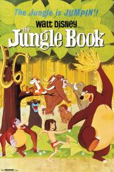 The Jungle Book movie poster (24x36) Walt Disney animated