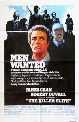 The Killer Elite movie poster [James Caan, Robert Duvall] 27x41