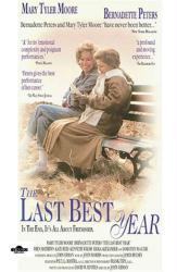 The Last Best Year movie poster [Mary Tyler Moore & Bernadette Peters]
